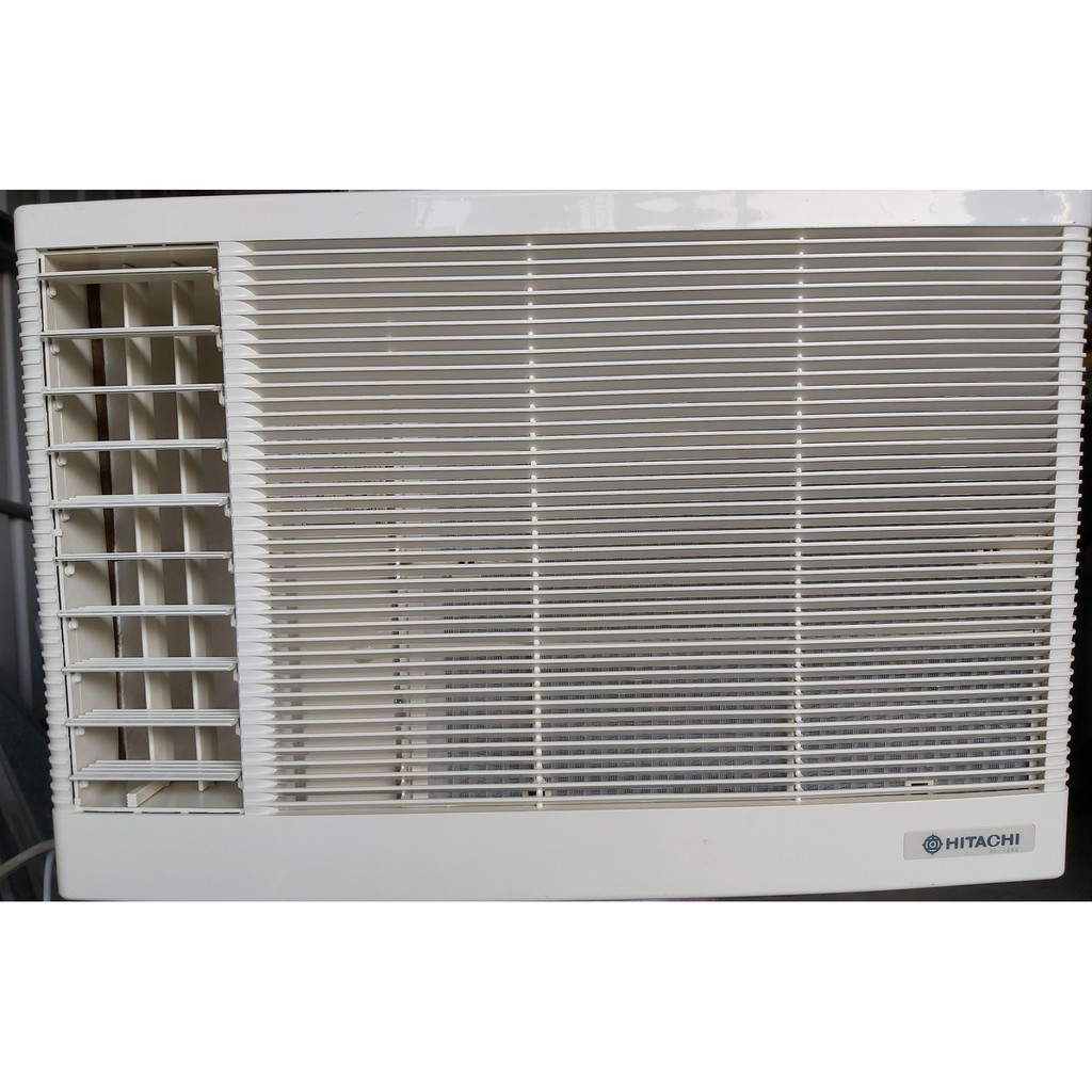 日立窗型冷氣 左吹 定頻 1.5頓 狀況良好 中古窗型冷氣 二手窗型冷氣 二手冷氣 中古冷氣 窗型冷氣 高雄 屏東