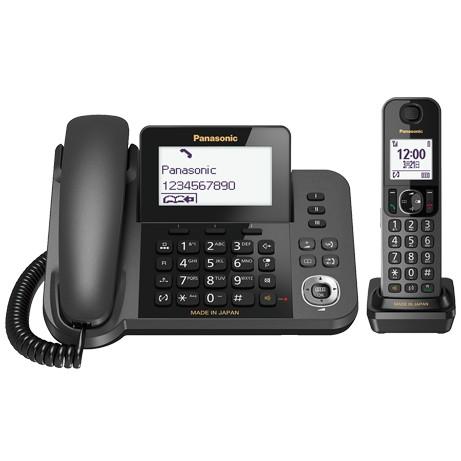 【台服家電】Panasonic國際牌 數位無線子母機 KX-TGF310TWJ
