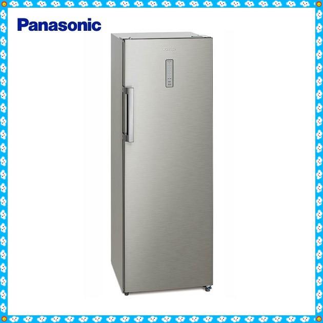 Panasonic國際牌 242公升直立式冷凍櫃 NR-FZ250A-S