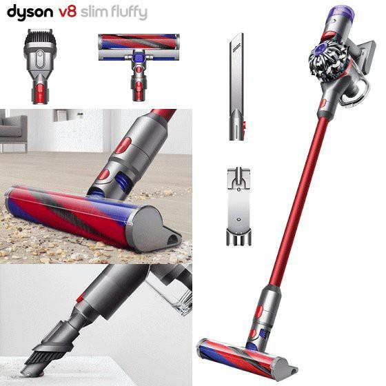 ☆日本代購☆ Dyson 戴森 V8 Slim Fluffy SV10KSLM   輕量化版  預購