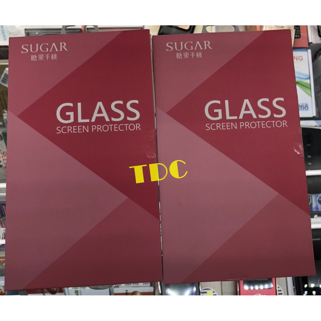 《TDC》法國 糖果 SUGAR F7 mini F7MINI 原廠 鋼化 玻璃 保護貼 9H【優惠商品】全新供應