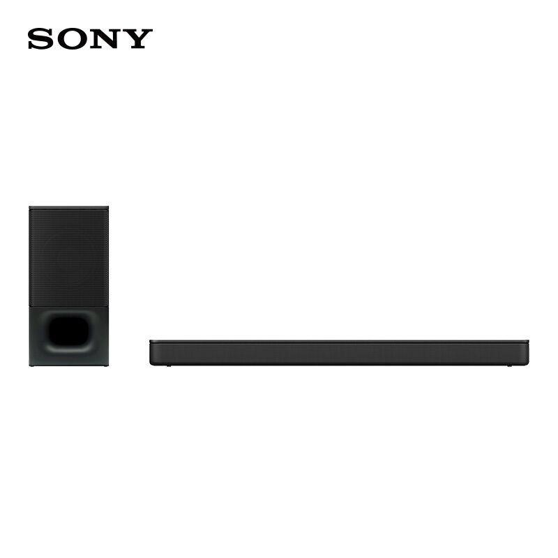 Sony/索尼回音壁HT-S350藍牙家庭影音系統Soundbar重低音家庭影院(3C音響耳機專營店)(限時特惠)