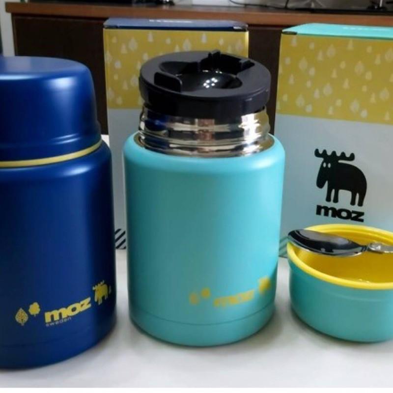 全聯換購MOZ真空附匙悶燒罐(藍色/綠色)