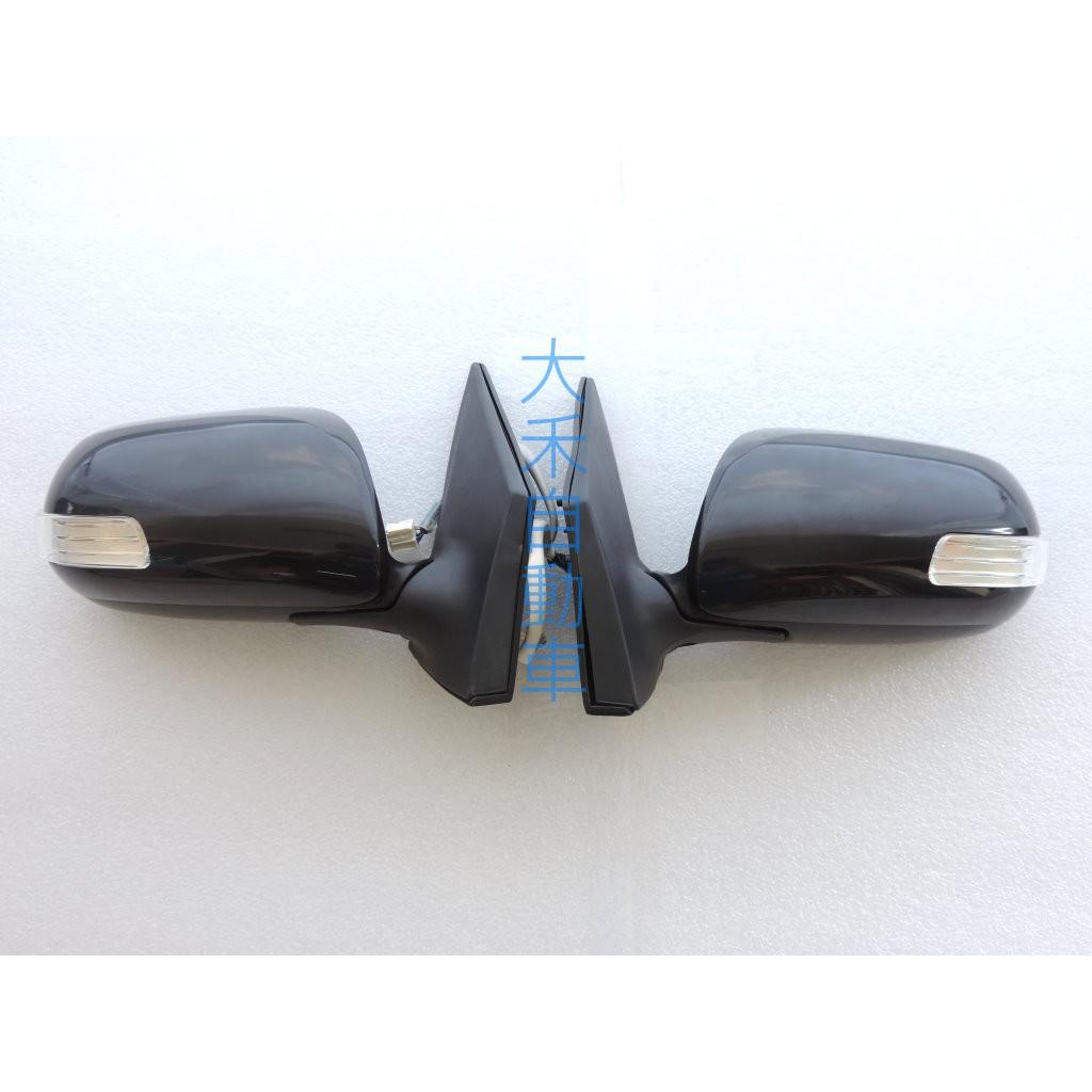 大禾自動車 5線 手動折疊+方向燈 後視鏡 適用 ALTIS 10代 10.5代 08-13 COROLLA