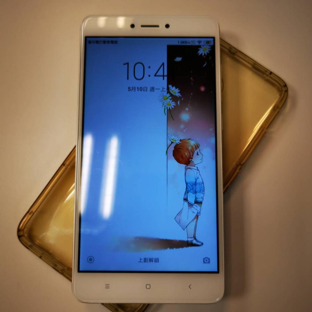 ✌️二手✌️小米 Xiaomi 紅米Note 4X 32G 香檳金