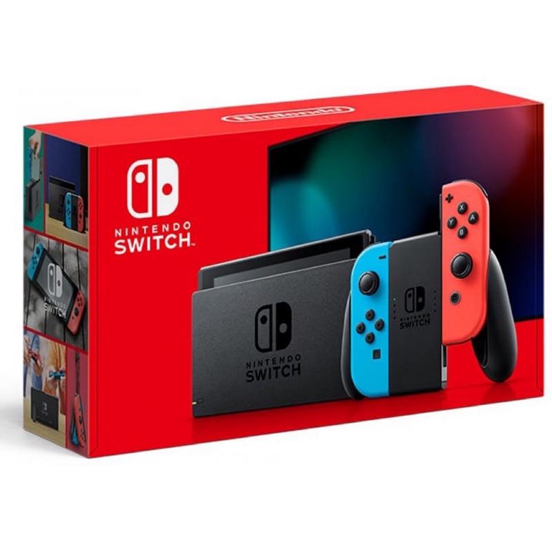 (現貨) 任天堂 Nintendo Switch 主機 電池持續加長版