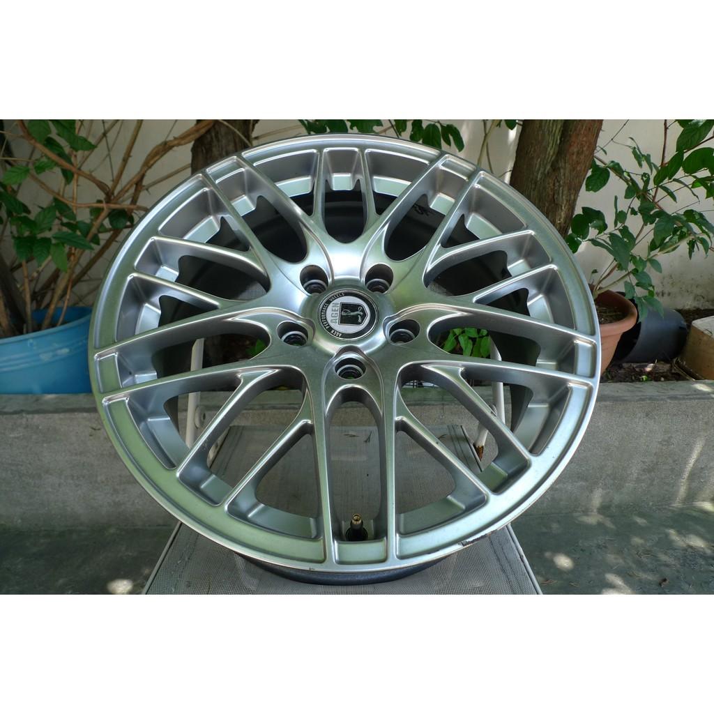 小李輪胎 17吋5孔114.3 中古鋁圈 只有二顆 豐田 三菱 本田 凌智 日產 KIA 福特 現代 馬自達 納智傑
