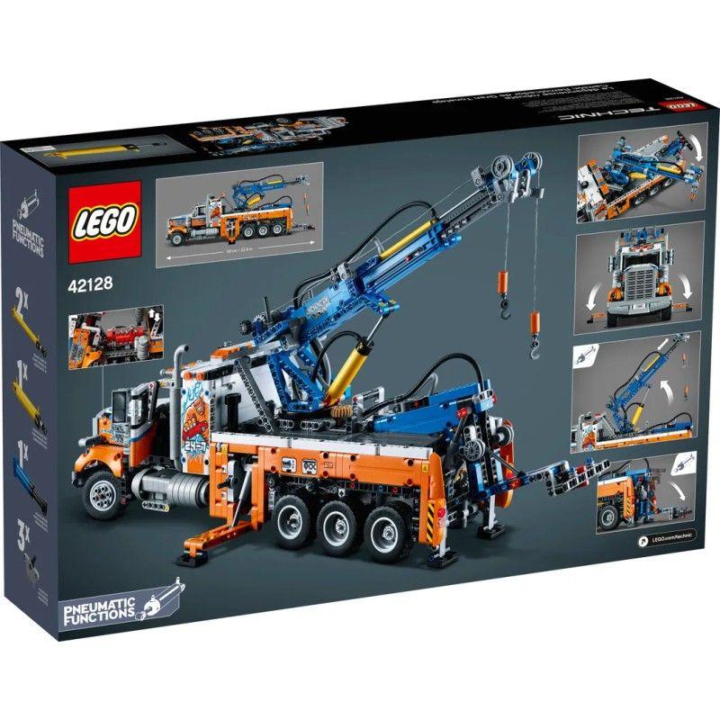 LEGO 42128 重型拖運卡車 Heavy-duty Tow Truck