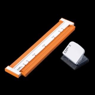 [正宗日貨]日本CARL GP-130多孔式萬用打孔機。橘白配色/ 全對應機型/ A430孔。B526孔。A522孔 臺中市