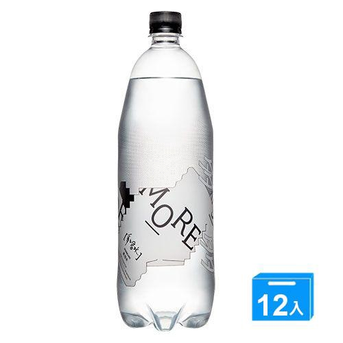 多喝水MORE氣泡水1250MLx12入【愛買】