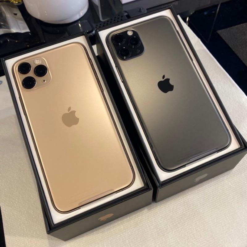 ⚡️現貨⚡️台灣公司貨iphone 11 pro 64g/pro max 64g/256g 綠/銀/黑/金 12開放預購