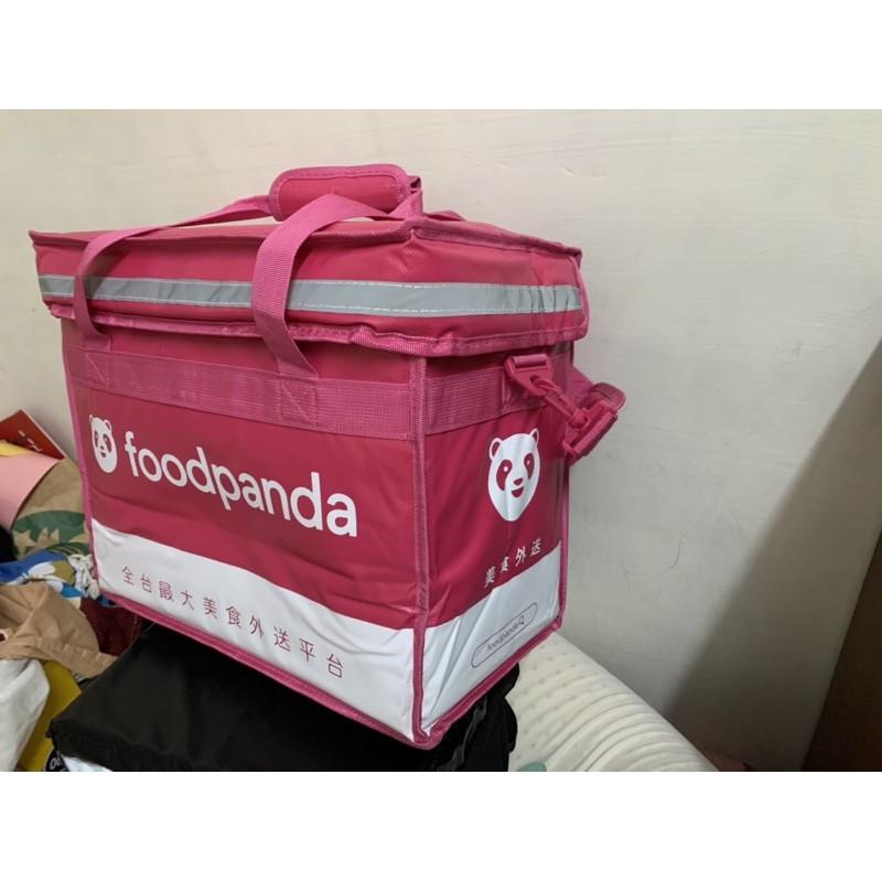 FoodPanda 熊貓 全新外送小箱 保溫箱 8格/8孔/八格/八孔