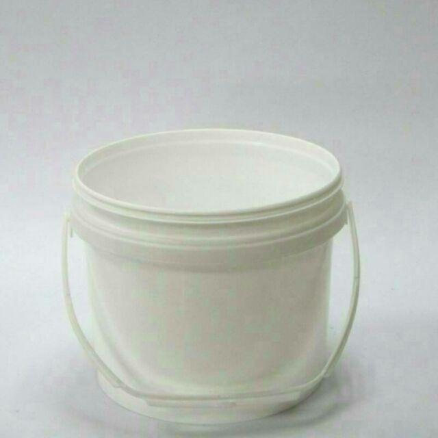 5L食品級塑膠桶/含蓋/5號PP材質