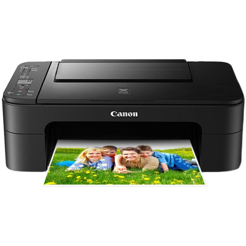 【下殺款】佳能3300彩色打印機手機無線家用小型復印一體機學生照片作業連供