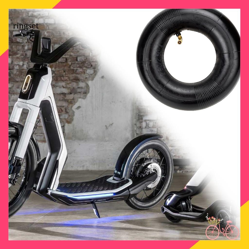 [Re] 黑色割草機輪胎 TR87 彎曲的莖黑色割草機輪胎便攜式電動踏板車