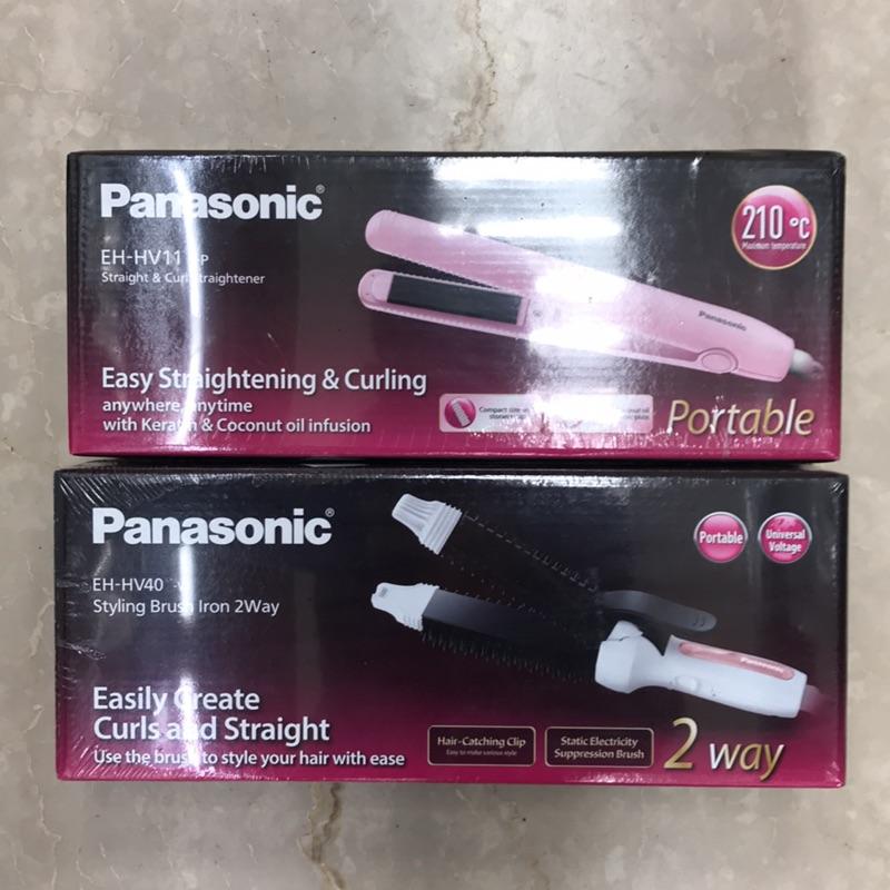 小蜜蜂賣場~Panasonic 電棒捲 離子夾