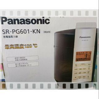 可刷卡~Panasonic  國際牌 微電腦壓力鍋 SR-PG601 >>>6L 臺中市