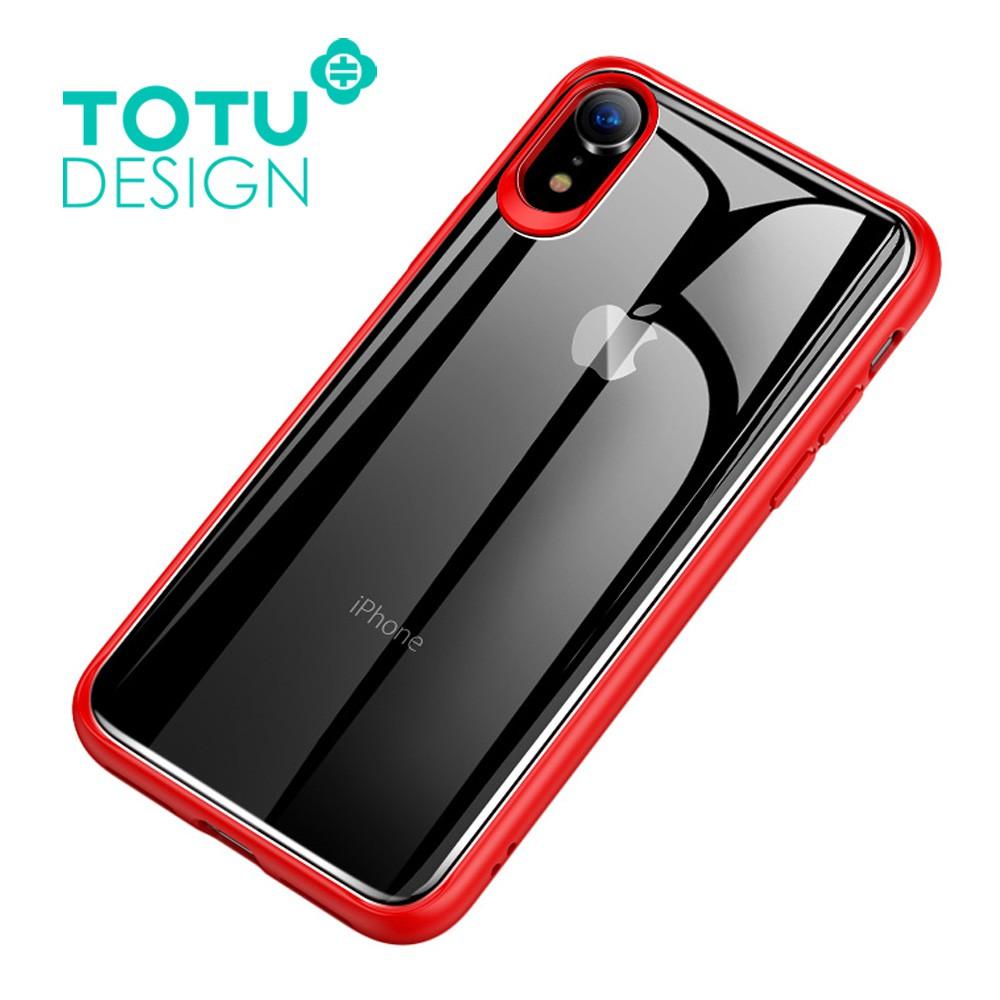 TOTU 晶彩系列 iPhone XS Max XR X 防摔殼 手機殼 全包軟邊