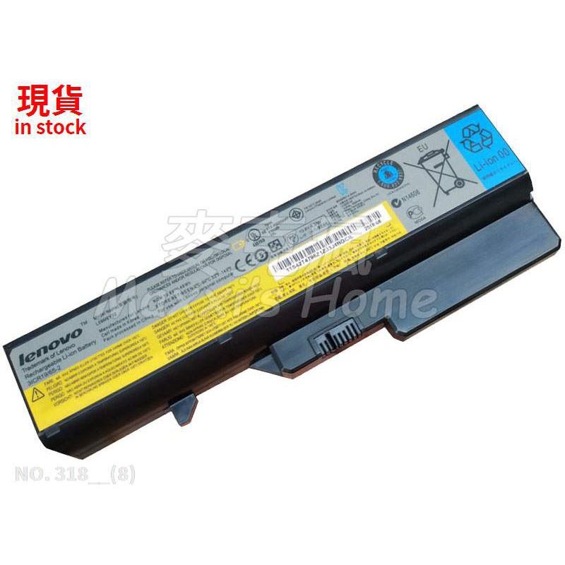 現貨全新LENOVO聯想B470 B470A B470G B570 B570A B570G G460電池-318