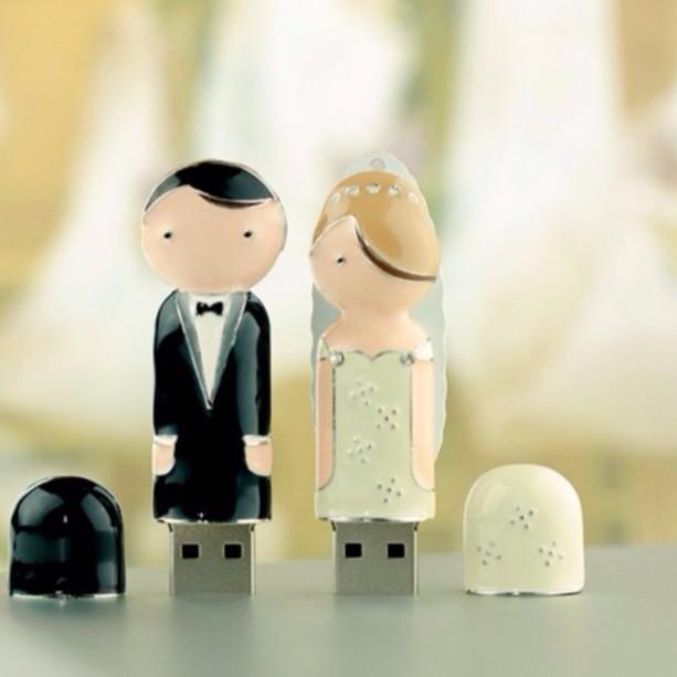客製化隨身碟- 新郎精品隨身碟 結婚禮物 創意婚禮小物 新人禮物 造型USB 婚禮小物