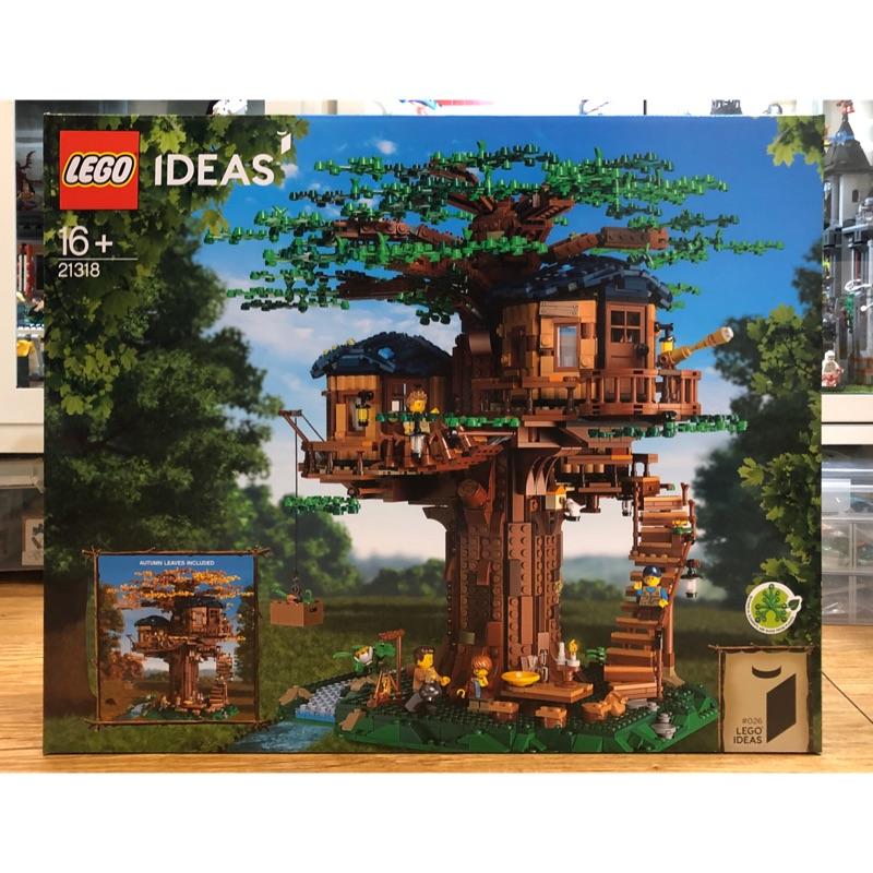 (現貨)LEGO 樂高 21318 樹屋 IDEAS 系列