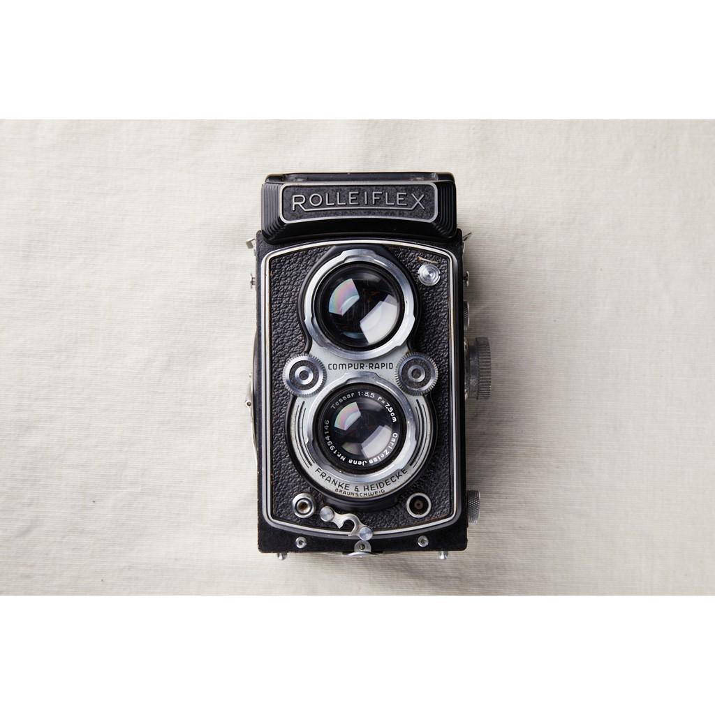 【森寫真機店】Rolleiflex 3.5(type K4)