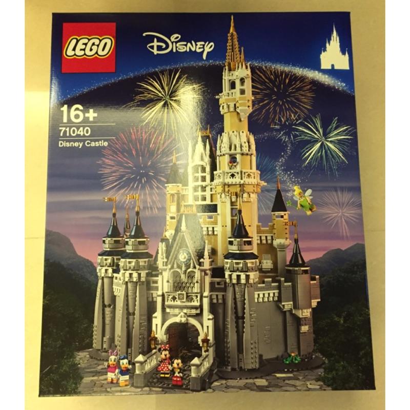樂高 LEGO 現貨 71044/迪士尼車站 & 71040 迪士尼城堡🏰