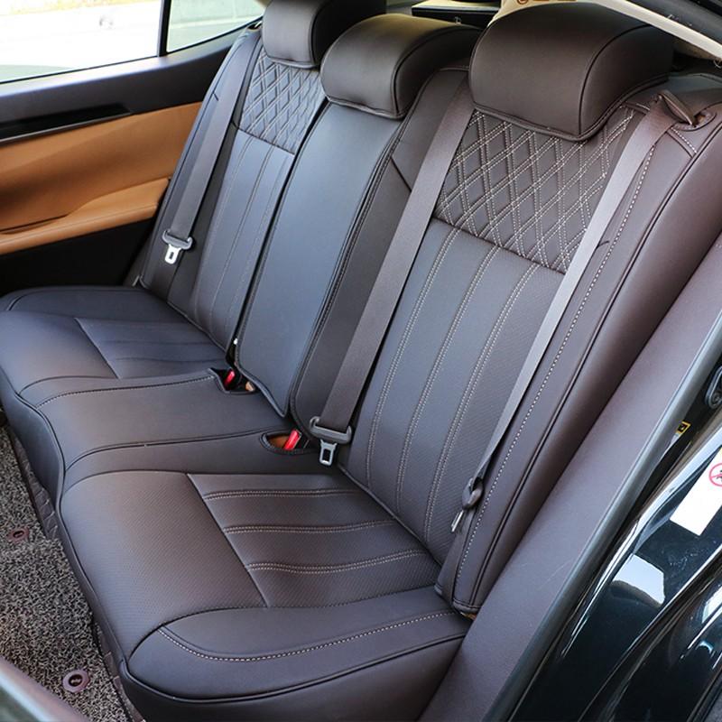 LEXUS 12-17款凌志 es200 300h全包四季座套es300h內飾坐墊改裝