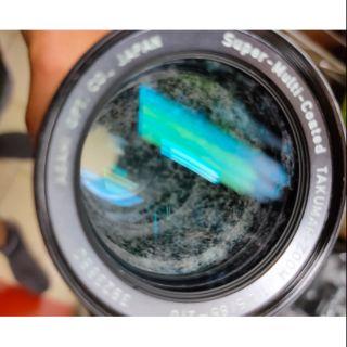 Pentax f4.5 85mm 210mm m42 鏡頭 有霉 零件 臺北市