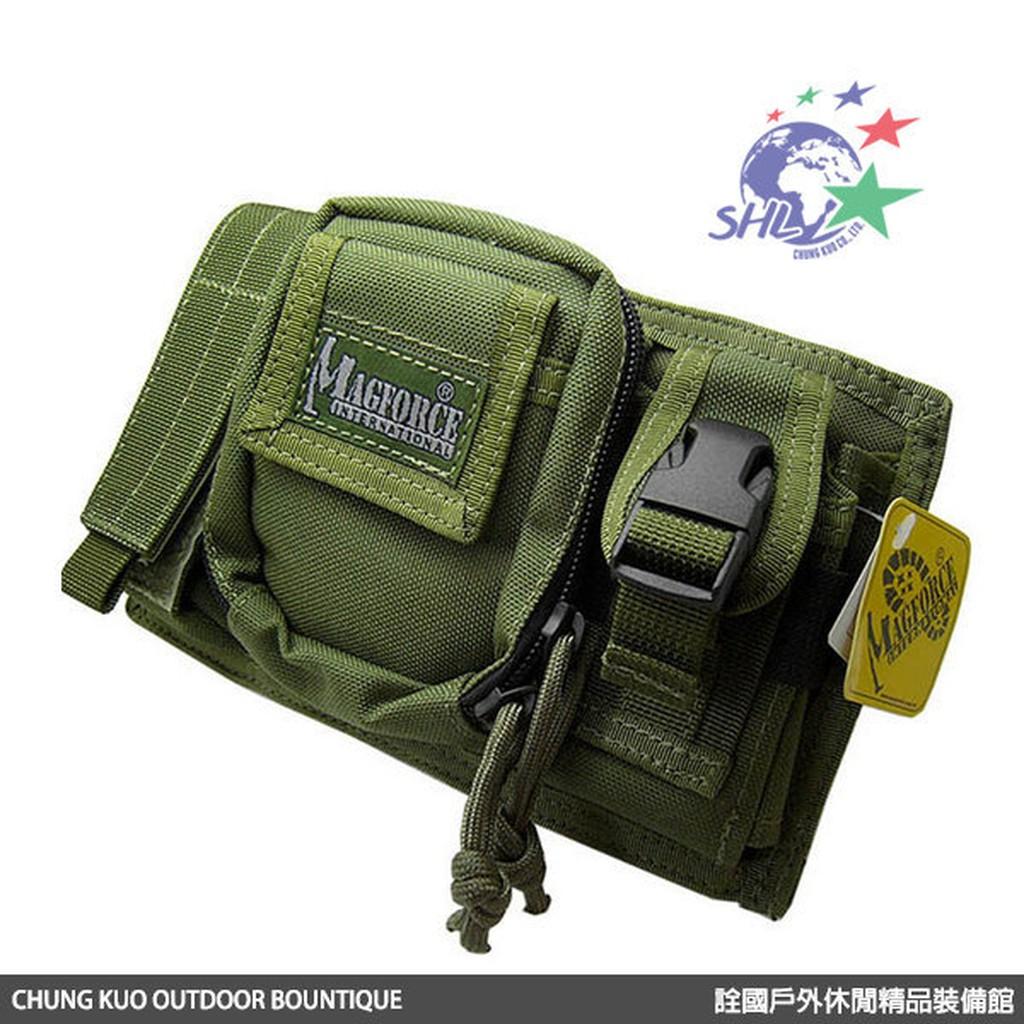 Magforce 馬蓋先 - M9多功能腰包 / 軍規級材質模組化裝備 / 0320 【詮國】