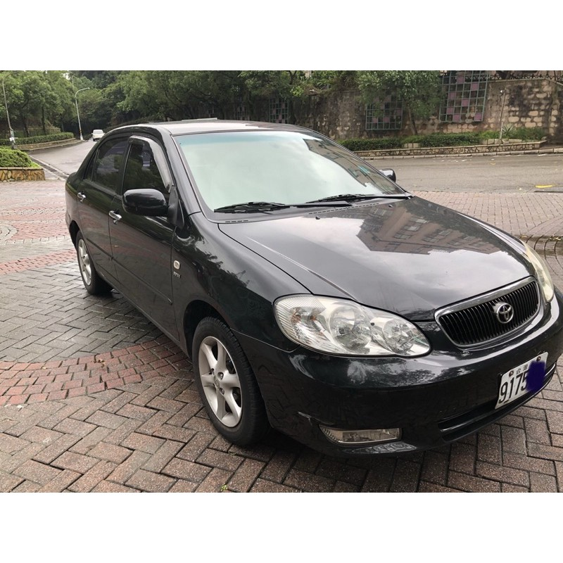自售 Toyota Altis 2003年份 6.5萬