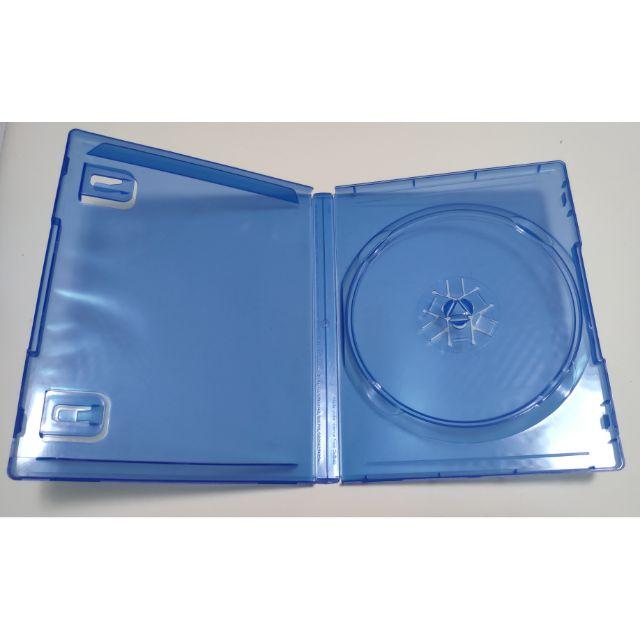 [台灣現貨]全新品 PS4/PS5空白光碟盒,與原廠相同規格尺寸,不含遊戲及封面,四大便利商店皆可收貨