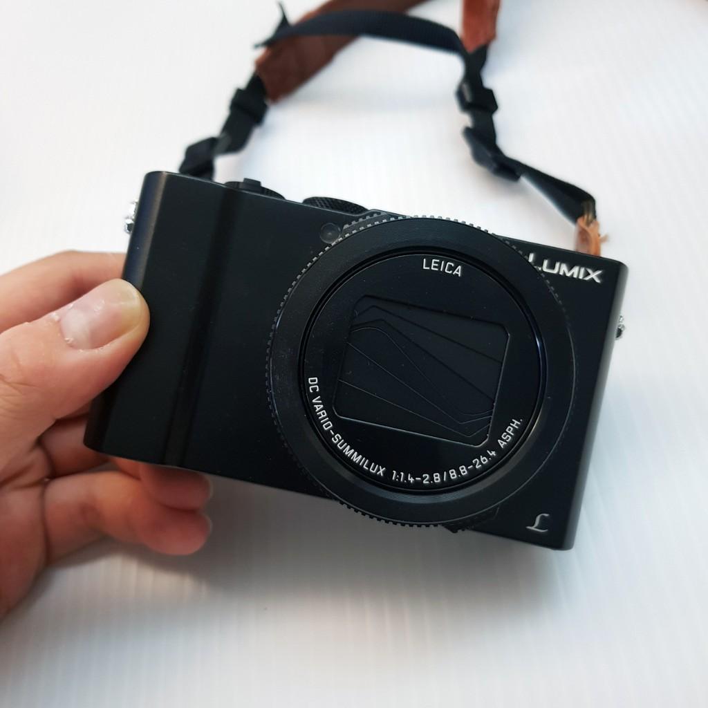 【二手】Panasonic DMC-LX10 二手 無傷 只用幾次 購買配件全新 類單眼相機 64GB記憶卡