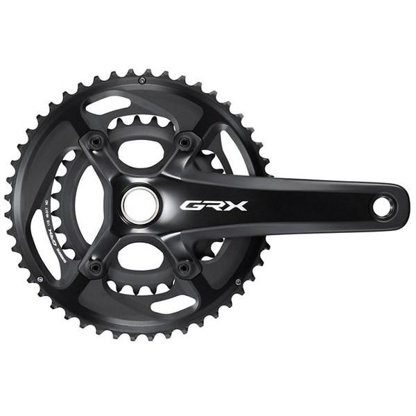 單車世界~SHIMANO GRX RX600 11速 沙地車前齒盤 46/30T 不含BB 大盤