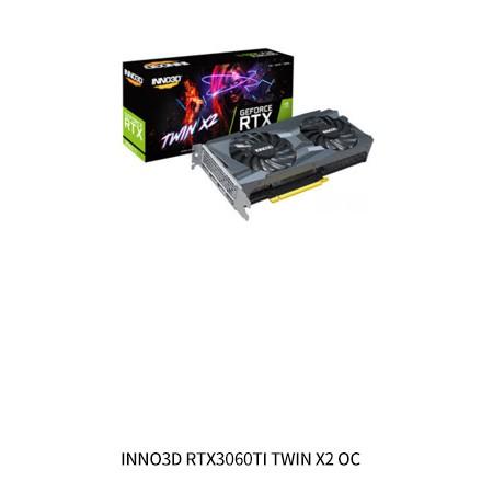 INNO3D RTX3060Ti TWIN X2 OC