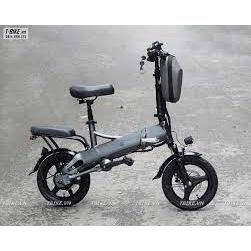 熱賣G-force  G14電動摺疊助力 無鏈條摺疊電動助力 腳踏車48V400W變頻運動續航60KM~250KM