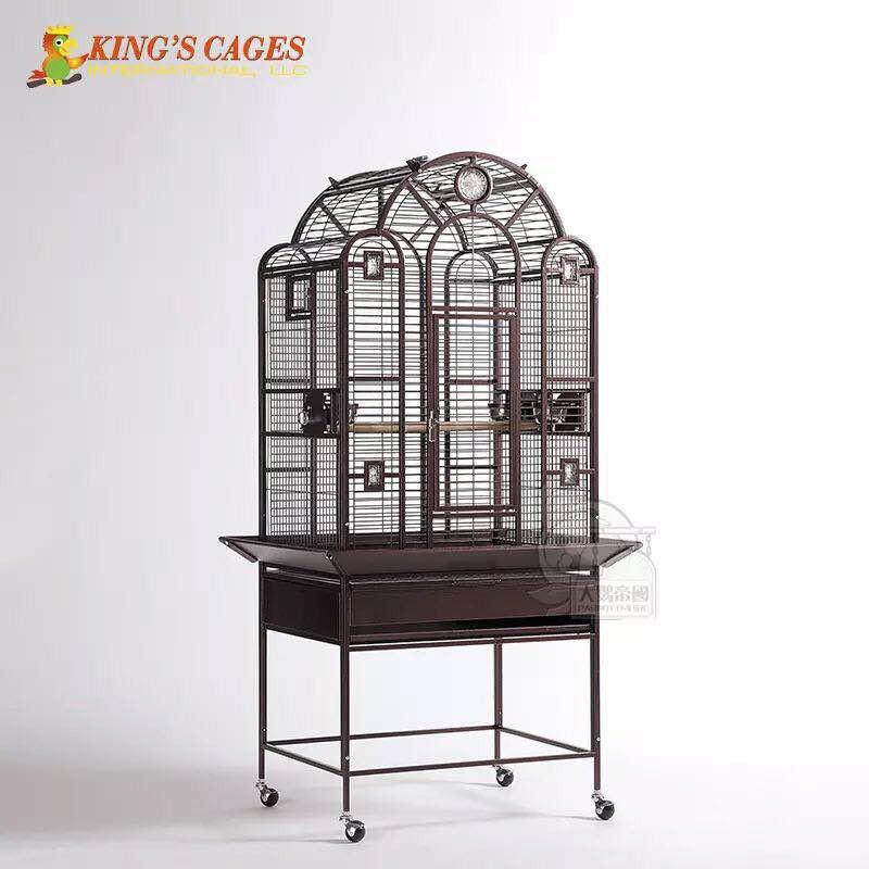 【客訂指送】美國King'sCages 迷人吉普賽 (中號) 鸚鵡籠子 /鳥籠