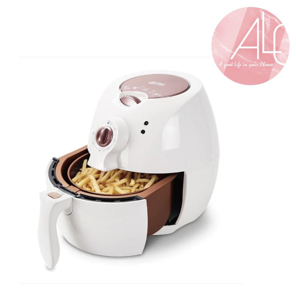 arlink 玫瑰金-AF-803 健康免油氣炸鍋 免油料理