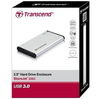 【破盤周邊】創見 USB 3.0 2.5吋 SATA TS0GSJ25S3 硬碟外接盒 新北市