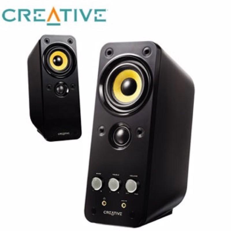 強強滾p-CREATIVE GigaWorks T20II 兩件式喇叭