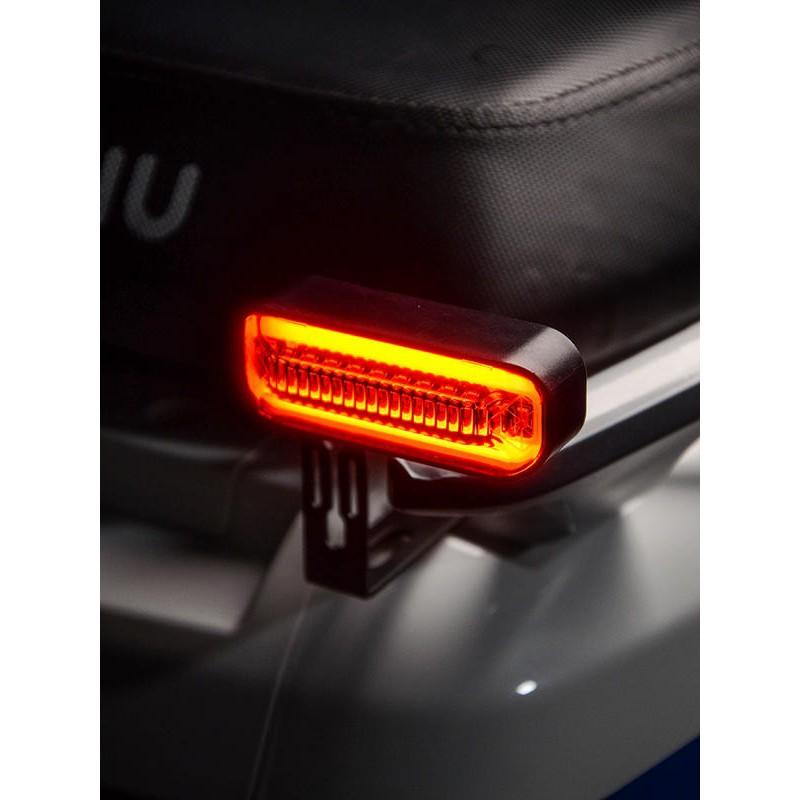 萊特 機車精品 LED導光條 流水方向燈 附支架 適合CUXI AEON 宏佳騰 檔車 SMAX FORCE 勁戰 馬車