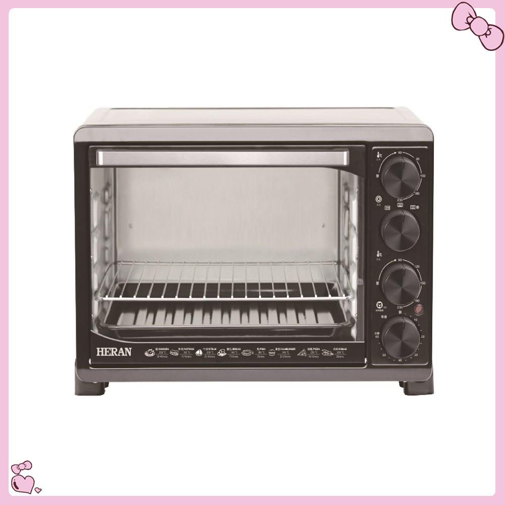 禾聯 HEO-30K1 30L 機械式 電烤箱*附發票 <友友樂活家電>