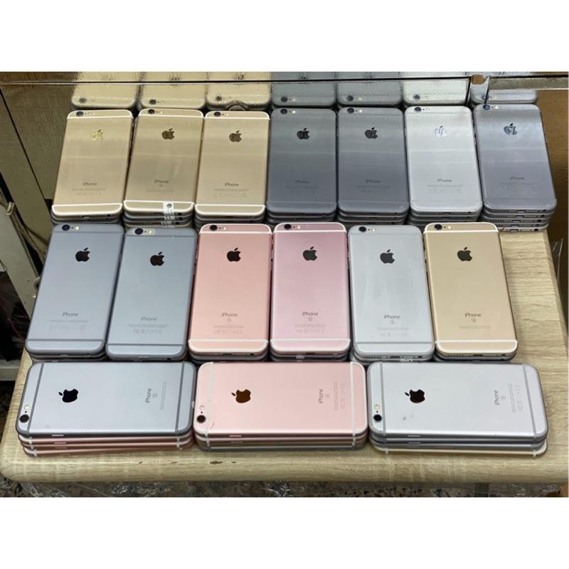 二手 iPhone6s i6 16G 6s 16 i7 Plus 32G i8 64G 256  另有可Jb ios10