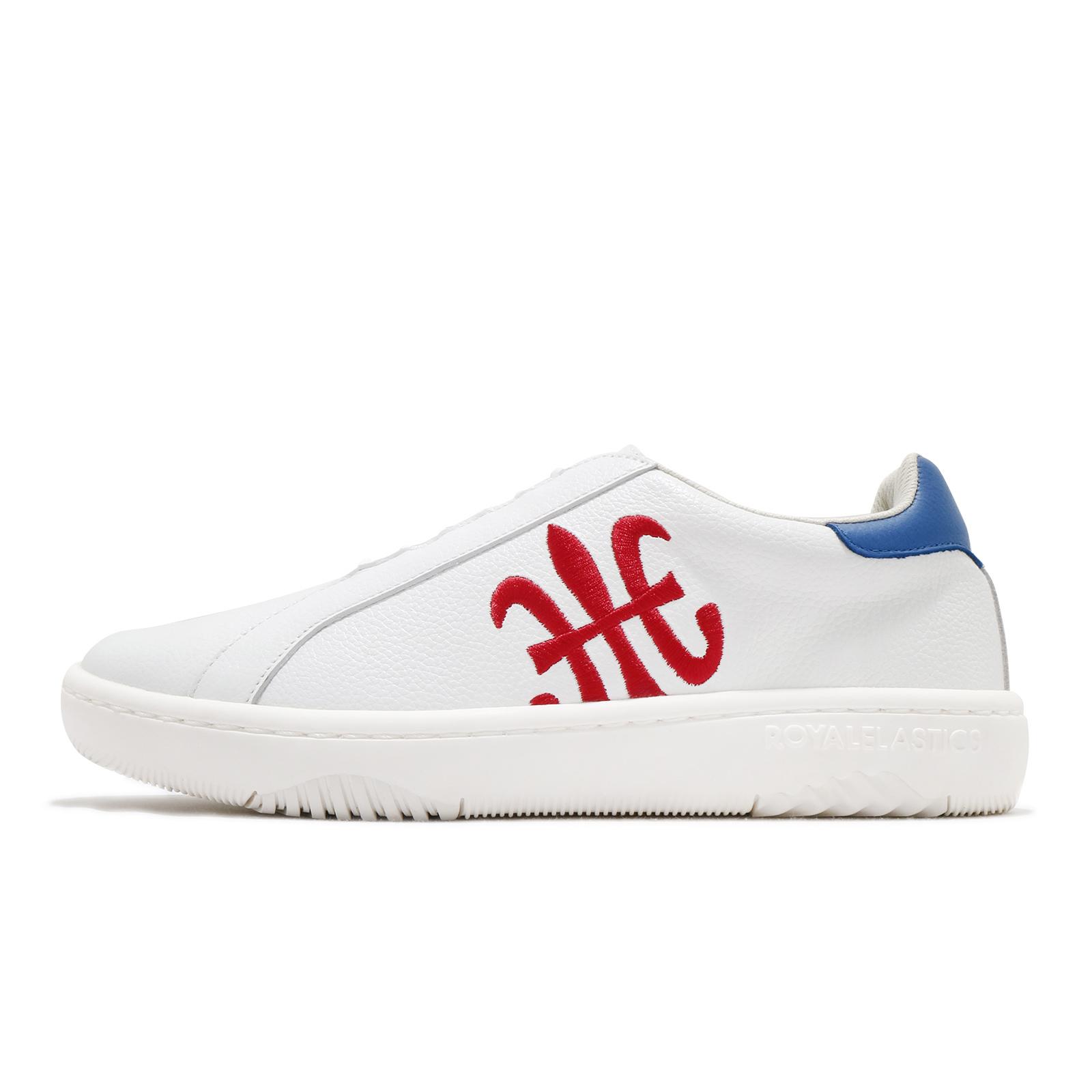 Royal Elastics 休閒鞋 Astre 白 藍 男鞋【ACS】 06902-015