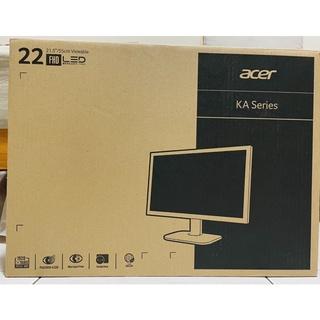 (二手)ACER KA220HQ bi 22型液晶顯示器 臺中市