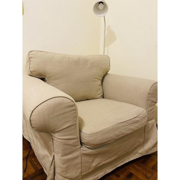 (二手)ikea EKTROP 扶手椅 沙發