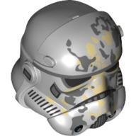 【LEGO 大補帖】淺灰色 Mimban頭盔【6225256/38483/75211】(MH-14)