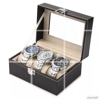 【xiixi】高檔皮質手錶盒表用搖表器男女自動機械手表收納盒子上鏈器表盒轉表器晃表器虧卡通家居裝飾禮物創意 桃園市