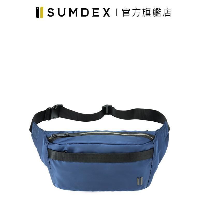 Sumdex 都會腰挎包 NOA-789BU 藍色 官方旗艦店