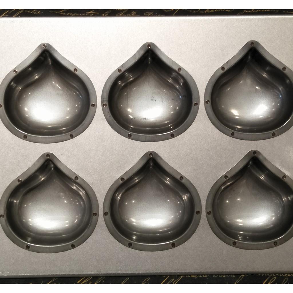 日本 淺井商店 日式栗子烤模具(非代理 純代購) 雞蛋糕 烘焙烤模 道具